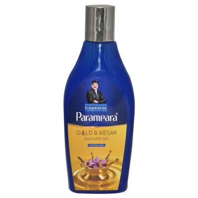 Parampara Gold & Kesar Shower Gel