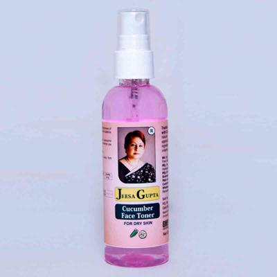 Jeesa Gupta Cucumber Face Toner For Dry Skin