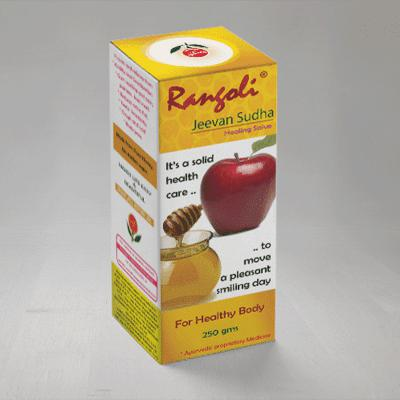Rangoli Ayurved Jeevan Sudha Normal 125ml