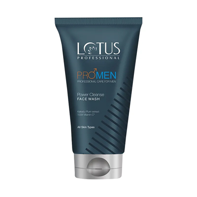 Lotus Professional Promen Power Cleanse Face Wash