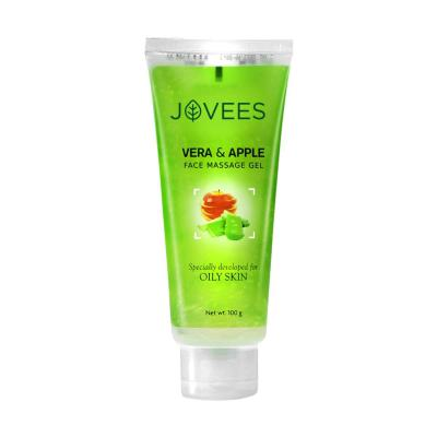 Jovees Herbals Vera & Apple Face Massage Gel 100 gm