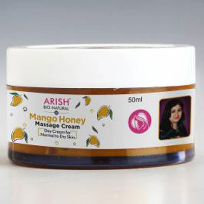 Arish Mango Honey Massage Cream