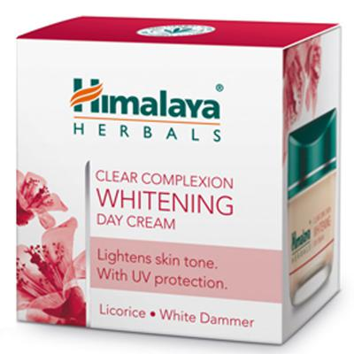 Himalaya Herbals Clear Complexion Whitening Day Cream 50 gm