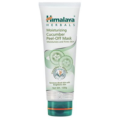 Himalaya Herbals Moisturizing Cucumber Peel-Off Mask 50 gm