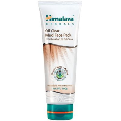 Himalaya Herbals Oil Clear Mud Face Pack 100 gm