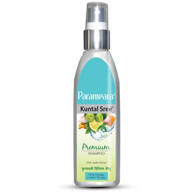 Parampara Kuntal Sree Premium Shampoo 100ml