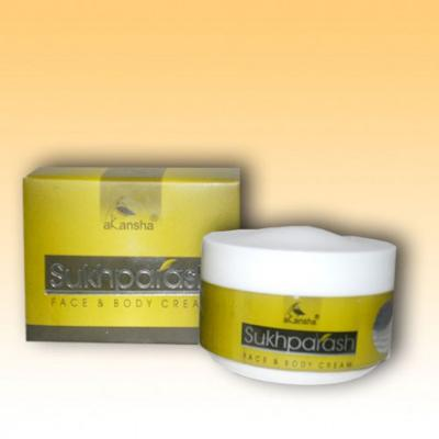 Akansha Sukhparash : Face & Body Cream