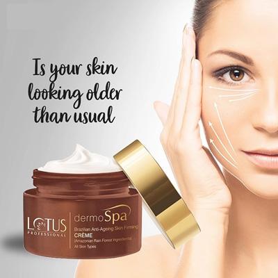 Lotus Professional DermoSpa Brazilian Anti-Ageing Skin Firming Crème SPF20