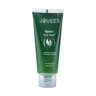 Jovees Herbals Natural Neem Face Wash 120 ml