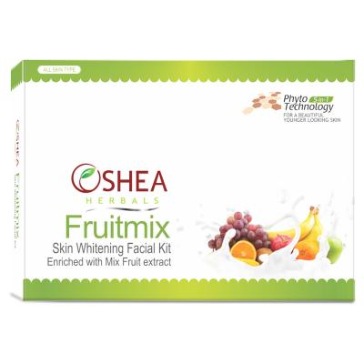 Oshea Herbals Fruitmix Skin Whitening Facial Kit - 62 gm