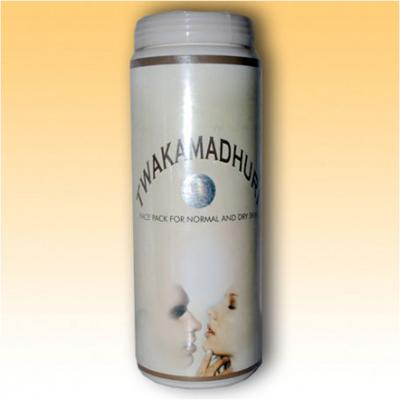 Akansha Twakamadhuri Face Pack for Normal to Dry Skin 100 gm