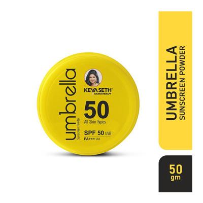 Keya Seth UV Guard Umbrella Powder – SPF 50