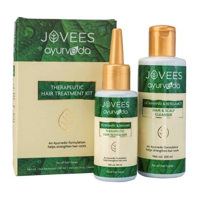 Jovees Herbalsb Hair Treatment Kit 100 ml