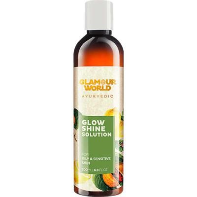 Glamour World Glow Shine Solution 200 ml