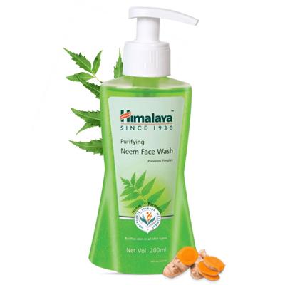 Himalaya Herbals Purifying Neem Face Wash 200 ml