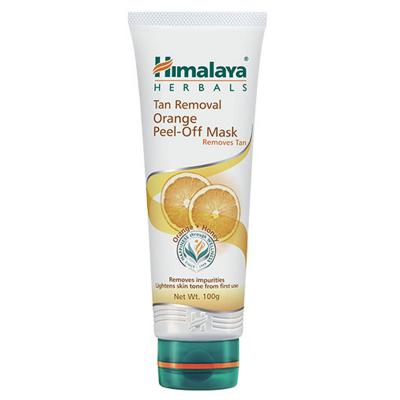 Himalaya Herbals Tan Removal Orange Peel-Off Mask 50 gm