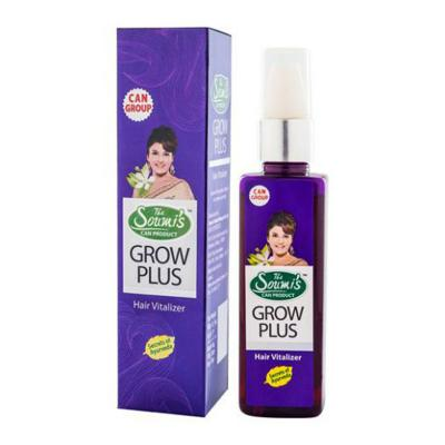 The Soumi's Can Product Grow Plus Hair Vitalizer