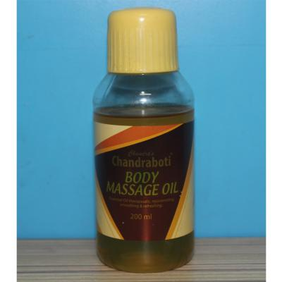 Chandraboti Body Massage Oil 200g
