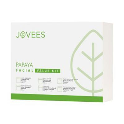 Jovees Herbals Papaya Facial Value Kit
