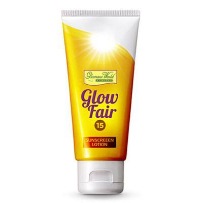 Glamour World Glow Fair 15 Sunscreen Lotion 100 ml