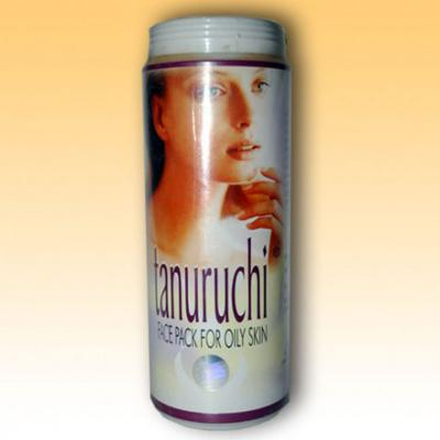 Akansha Tanuruchi Face Pack for Oily Skin 100 gm