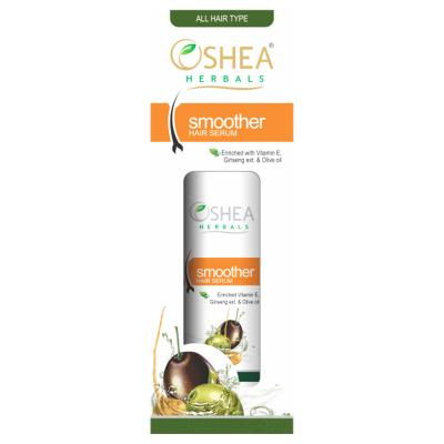 Oshea Herbals Smoother Serum - 50 ml