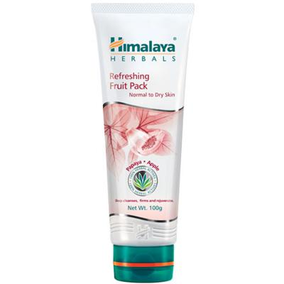 Himalaya Herbals Refreshing Fruit Pack 100 gm