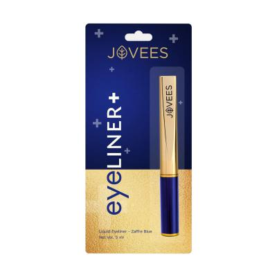 Jovees Herbals Eye liner + Zaffre Blue 5 ml