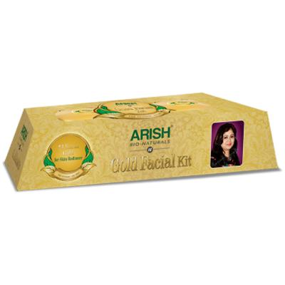Arish Gold Facial Kit