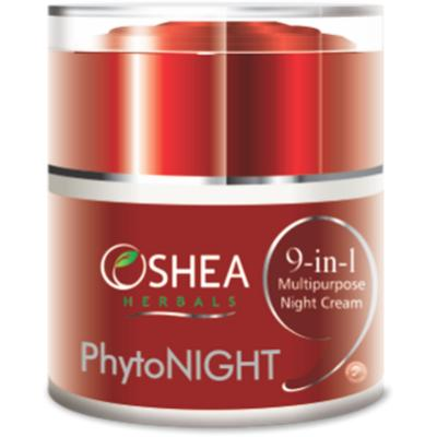 Oshea Herbals Phytonight, Multipurpose Night Cream - 50 gm