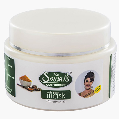 The Soumi's Can Product Soft Pack Mask -for Oily Skin 50 ml
