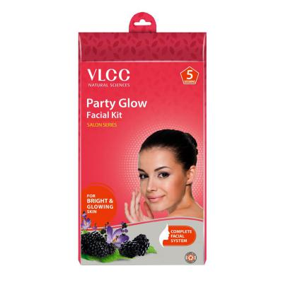 VLCC Party Glow Facial Kit 5 Session
