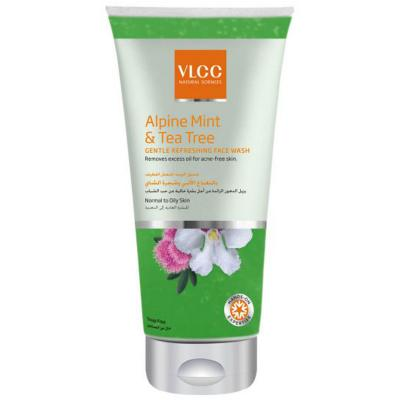 VLCC Alpne Mint & Tea Tree Gentle Refereshing Face Wash