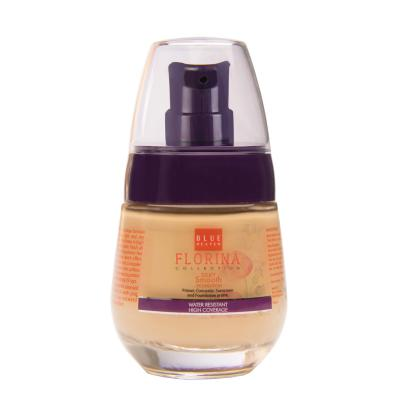 Blue Heaven Cosmetics Florina Silky Smooth Foundation (Saffron Glow) 30 ML