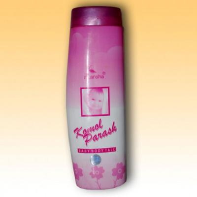 Akansha Komol Parash : Baby Body Powder
