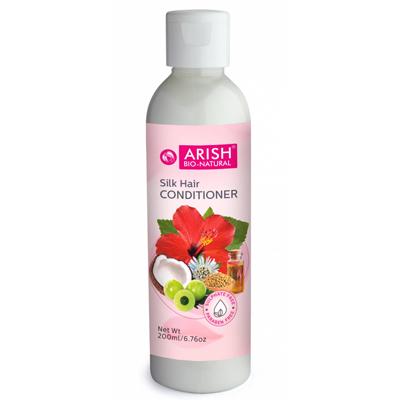 Arish Silk Lotion Hair Conditioner