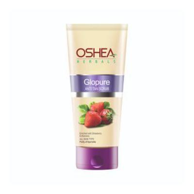 Oshea Herbals Glopure Anti Tan Scrub 60 g