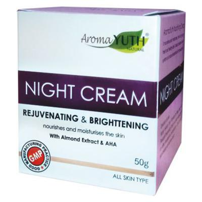 Aroma Yuth Night Cream 50 GM