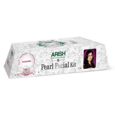 Arish Pearl Facial Kit