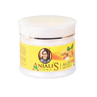 Anjali's Care Aloe Sun Day Cream