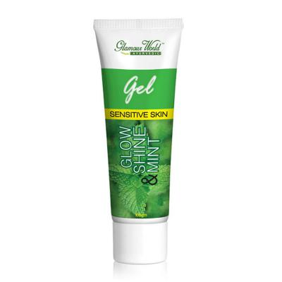 Glamour World Glow Shine & Mint Gel 50 gm