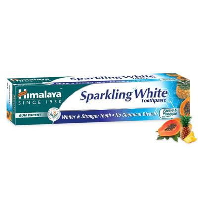 Himalaya Herbals Sparkling White Toothpaste 80 gm
