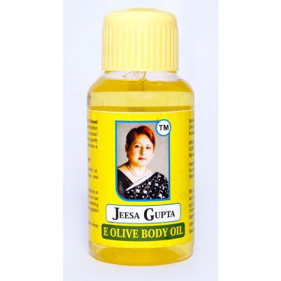 Jeesa Gupta E Olive Body Oil