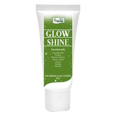 Glamour World Glow Shine Tan Removing Pack