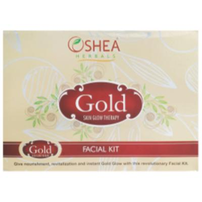 Oshea Herbals Gold Facial Kit - 42 gm