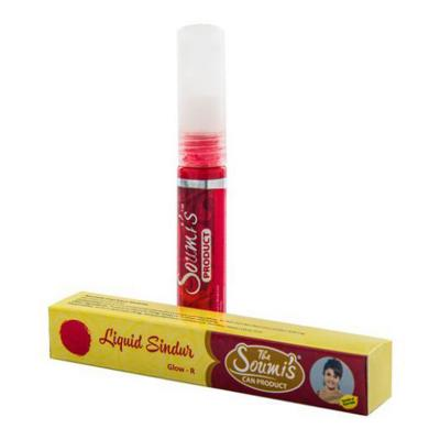 The Soumi's Can Product Glow - R (Red) Liquid Sindur