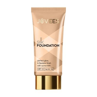 Jovees Herbals Silk Foundation 30 gm