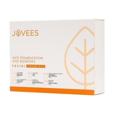 Jovees Herbals Anti Pigmentation & Blemishes Facial Value Kit