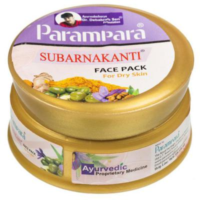Parampara Subarna Kanti Face Pack For Dry Skin