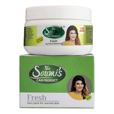 The Soumi's Can Product Can Fresh Face Pack